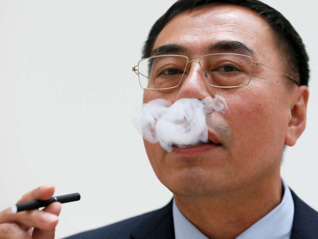Создатель электронной сигареты