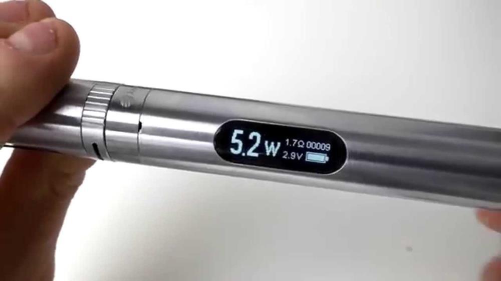 сопротивление в электронной сигарете
