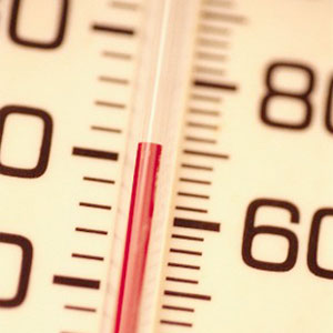 Перегрев термометр