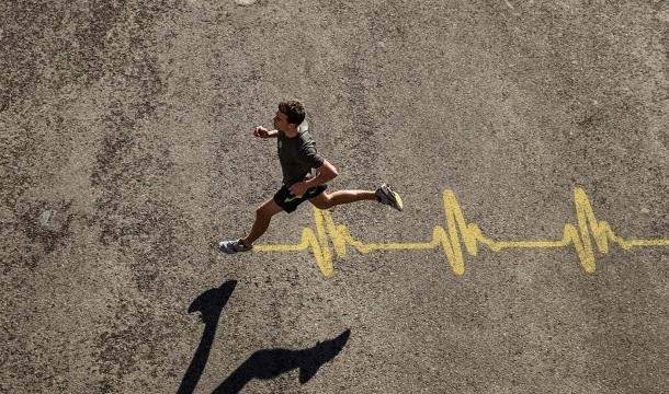 Пульс во время бега
