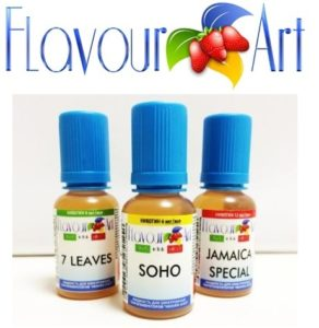 Flavourart жидкость
