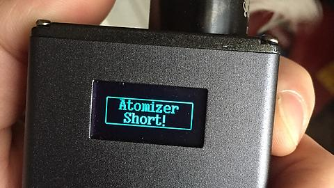 Atomizer Short