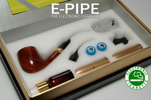 электронная сигарета в виде трубки