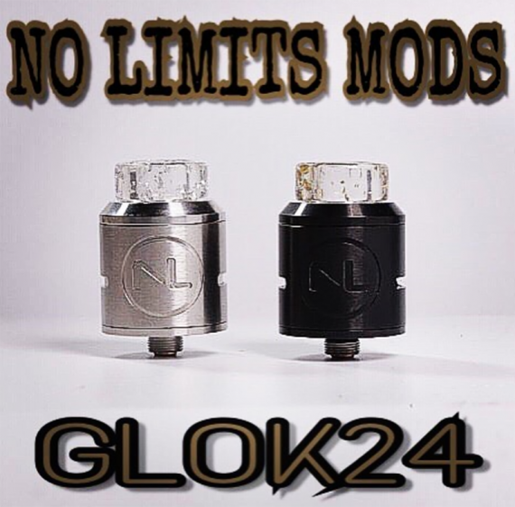 дрипки разного цвета glock 24
