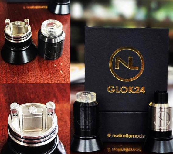 GLOK 24 от компании No Limits Mods