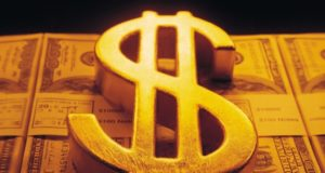 золотой доллар